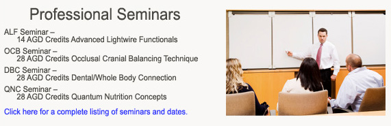Professional Seminars